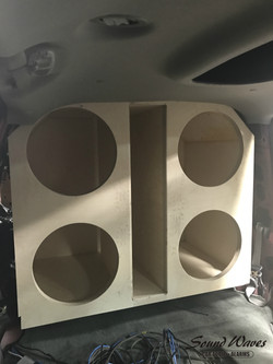 Sub Box Installed