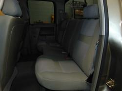 Before rear seats