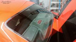 Custom Rear Deck