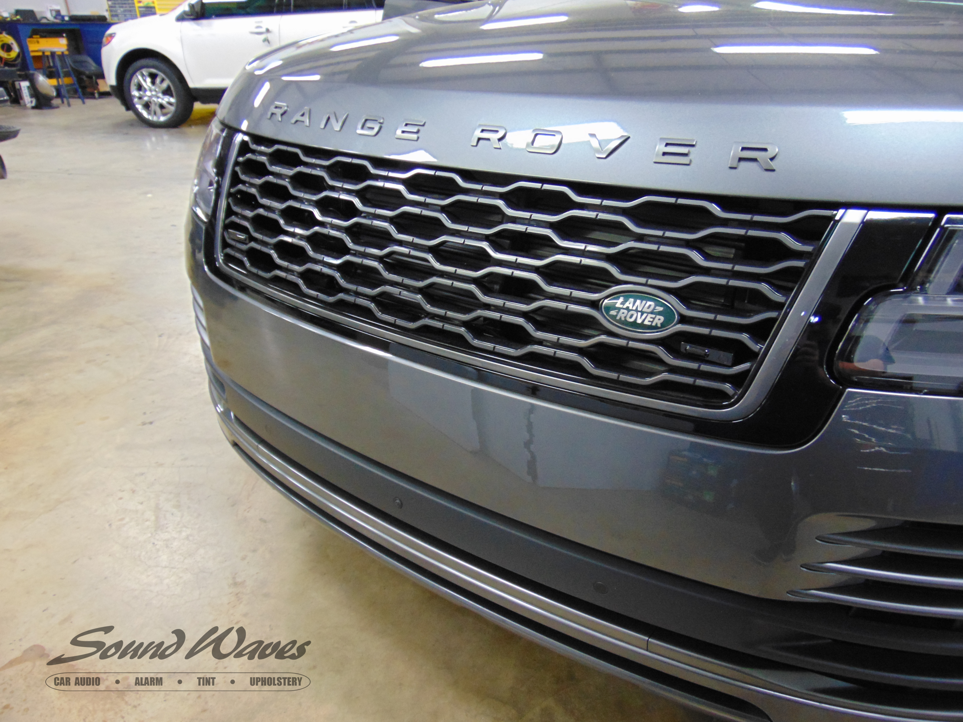 Range Rover Grill