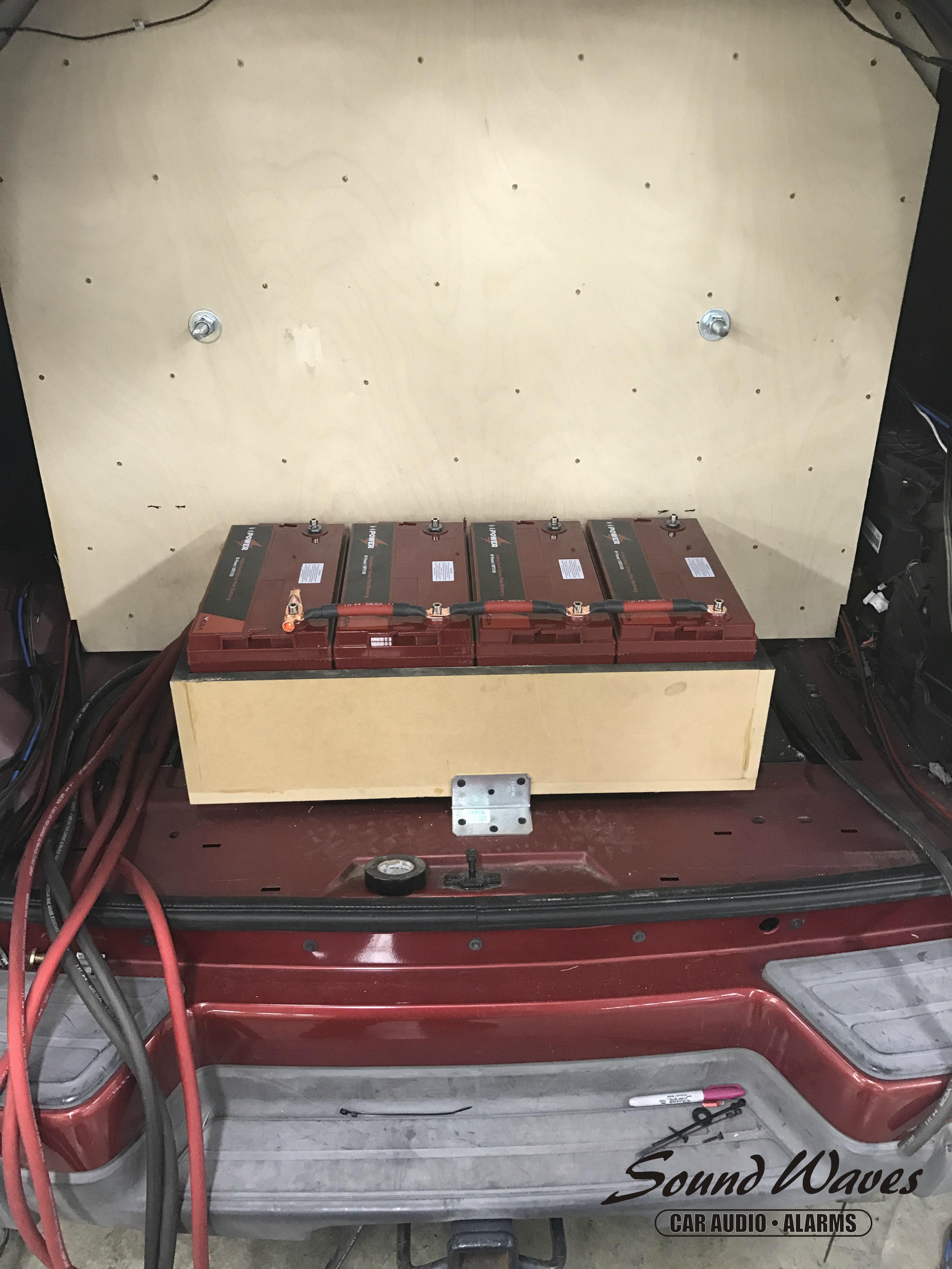 Rear Batteries