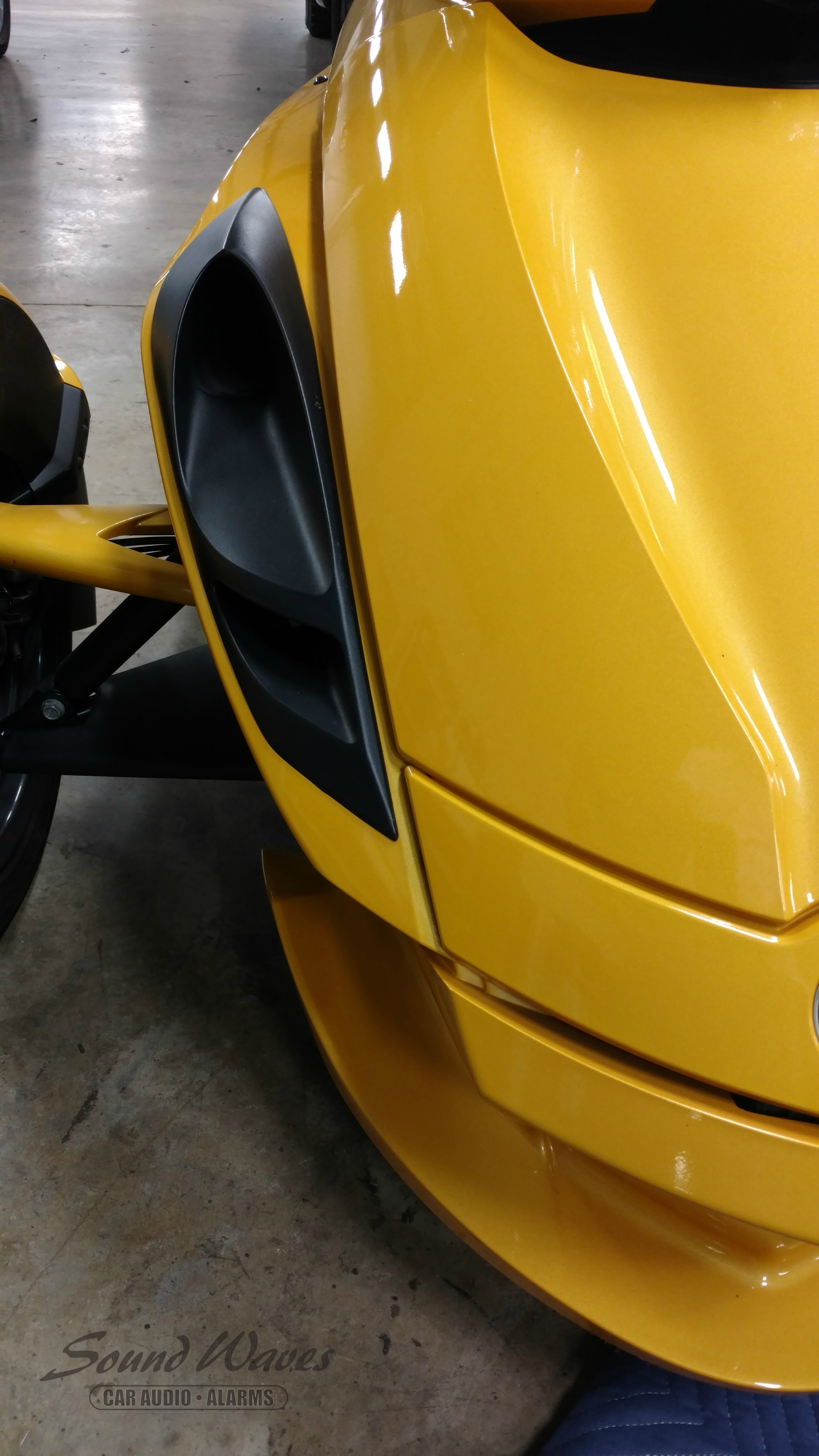 Sound Waves Memphis | Installations | Can Am Spyder