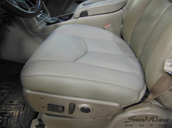 GMC Seat After