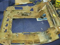 Seat Frame Build