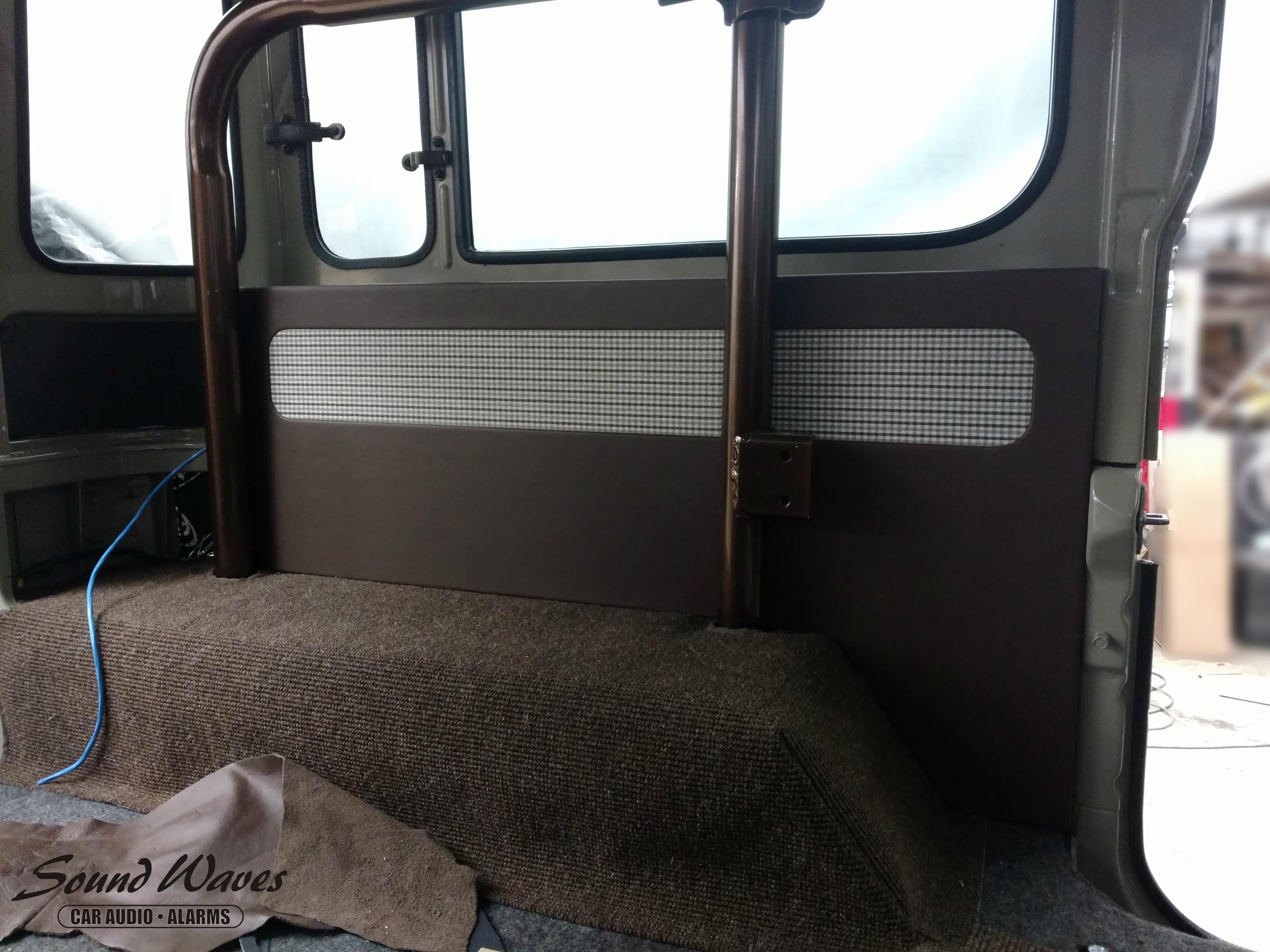Rear Panel Build 4