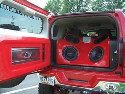 H2 tailgate