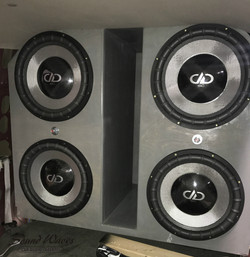 15in Subs Installed