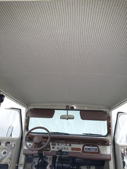 Headliner After in plaid