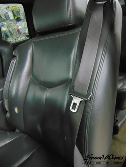 Chevy Seat Close Up 2