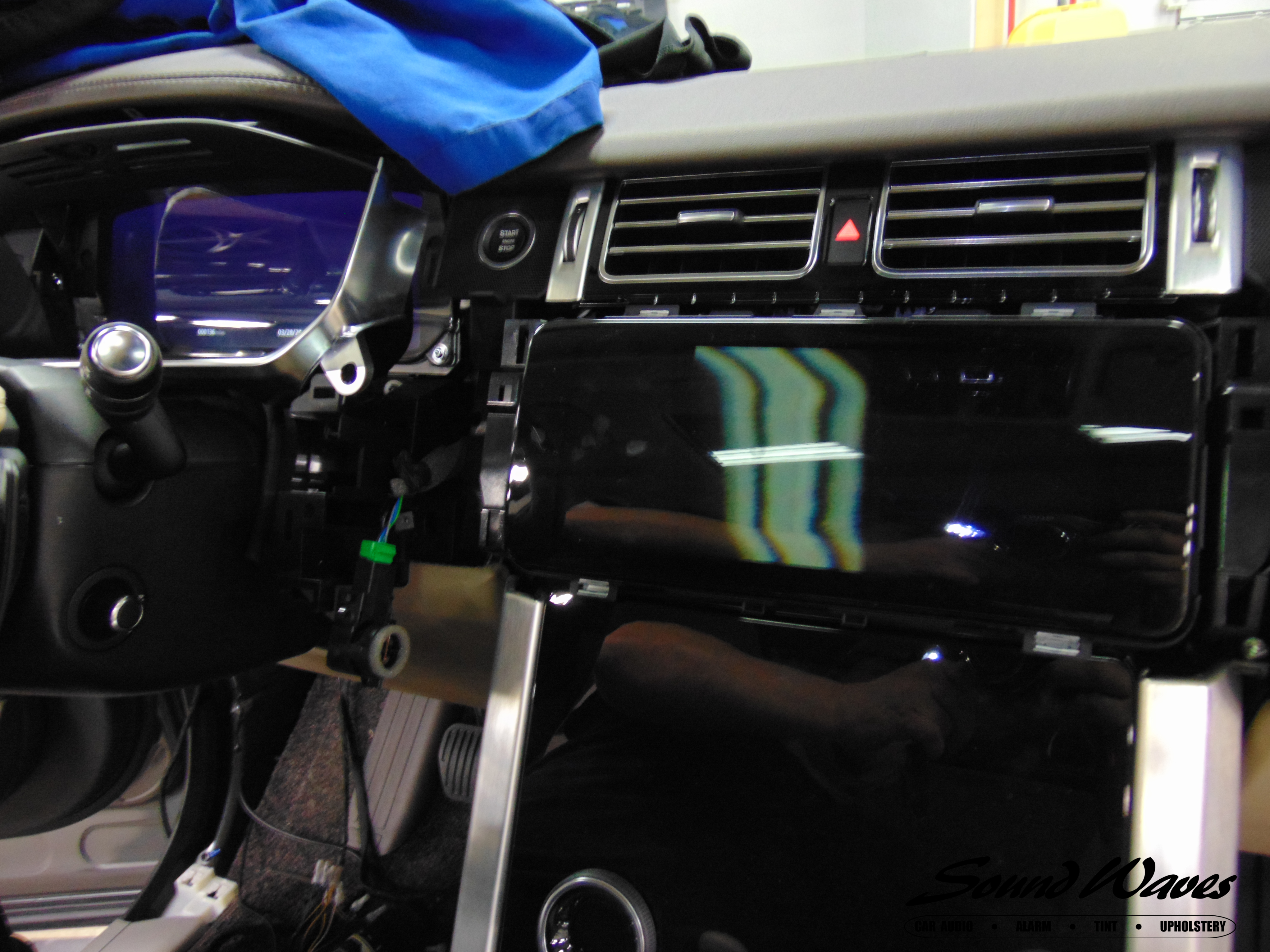 Range Rover Prep