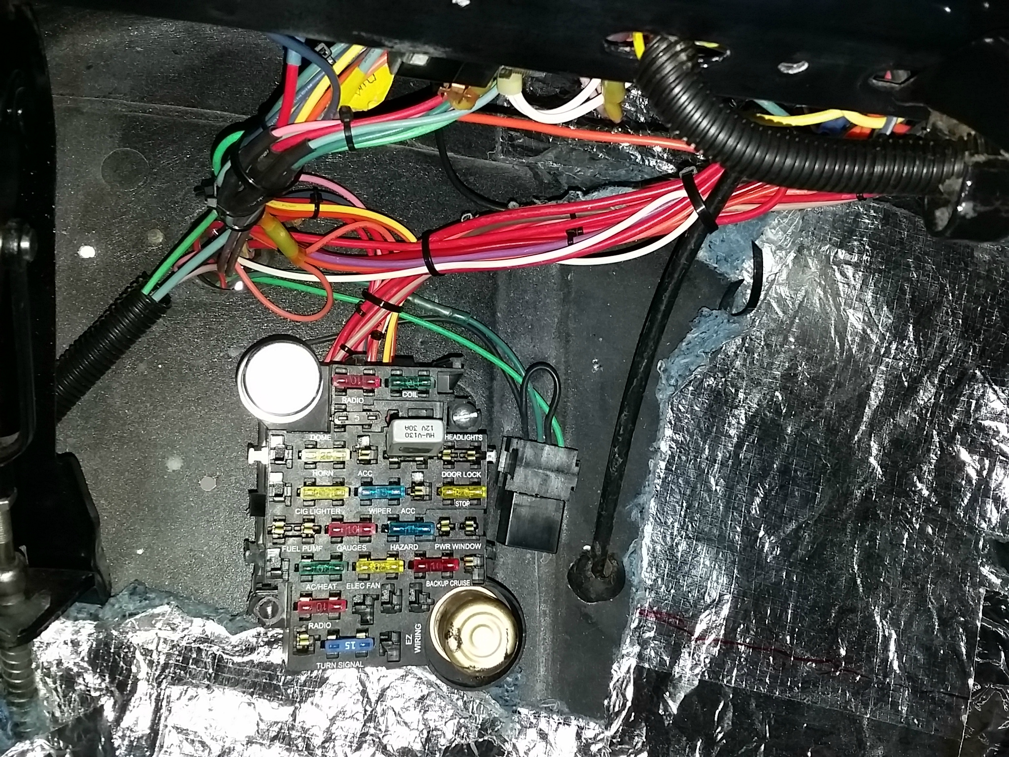 Wiring After
