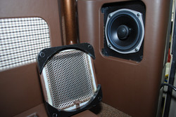 Close Up of Rear Speaker Panel 2