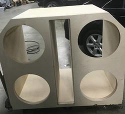 Ported Sub box Fabrication