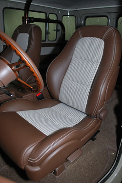 Seat Completed