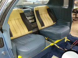 Rear Seat Build 2