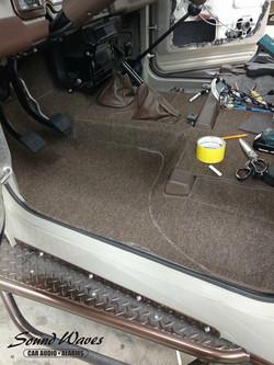 Front Carpet Build 3