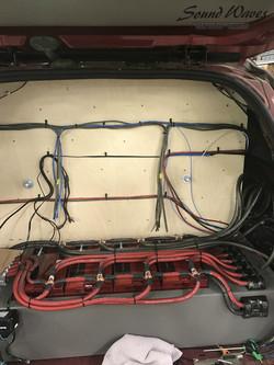 Rear Wires