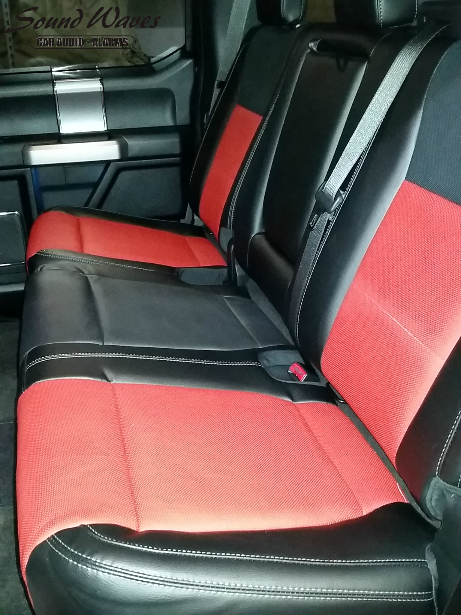 Rear Seat After