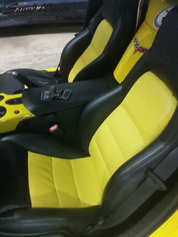 Seat After Installed