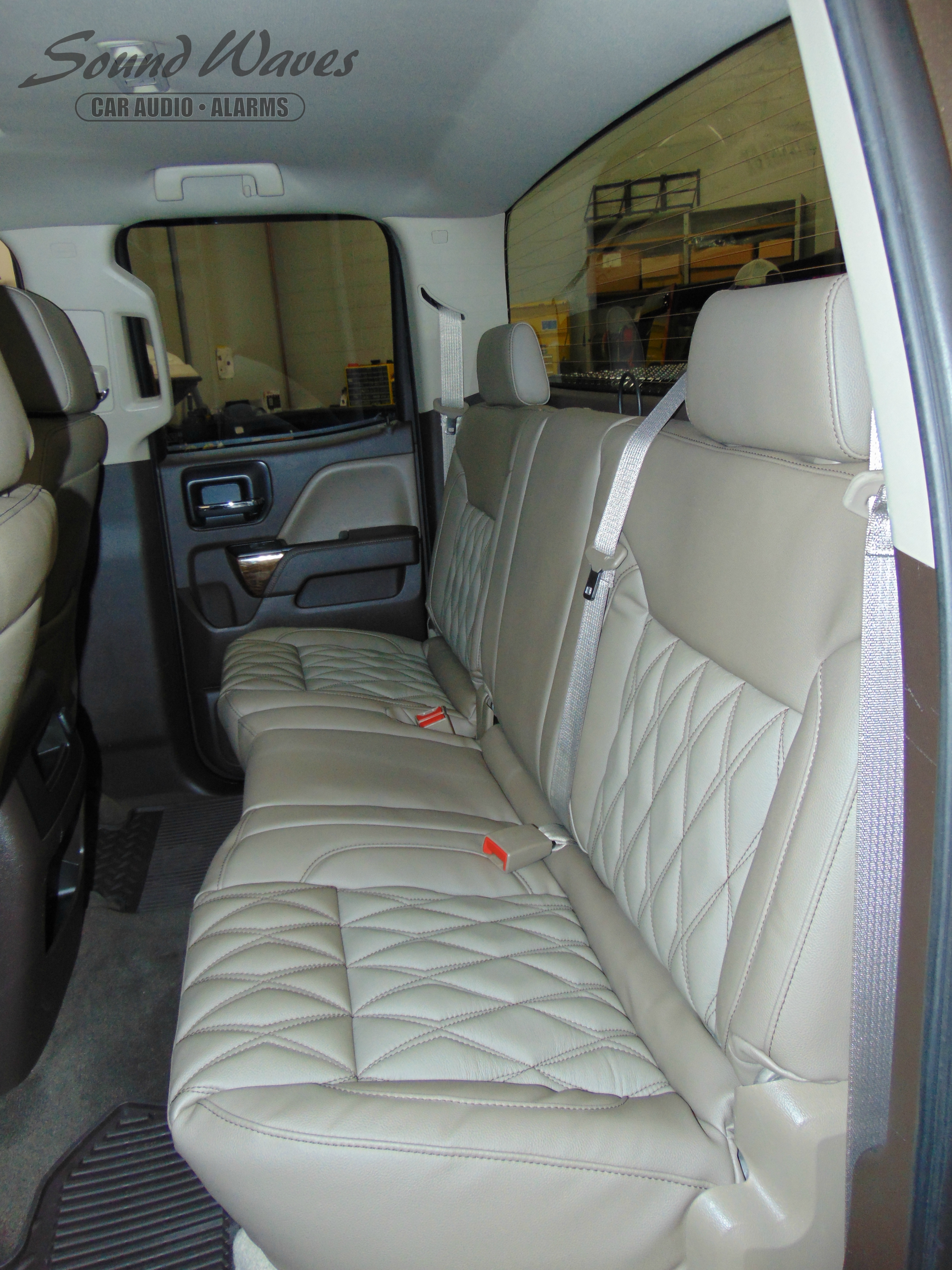 Rear Seat Leather
