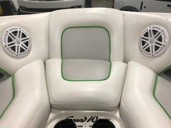JL Audio Coax in the bow