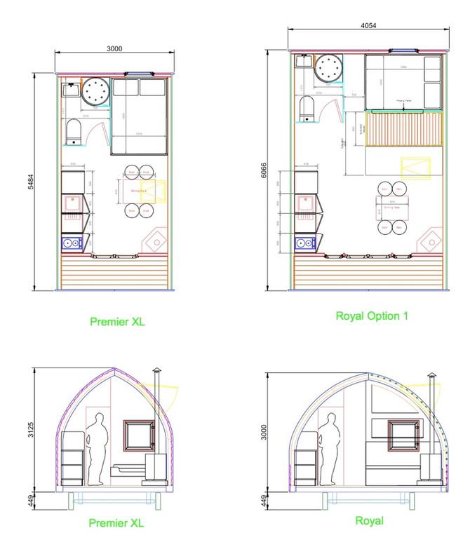 Floor-plan update