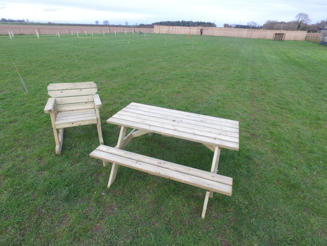 Burrows Benches