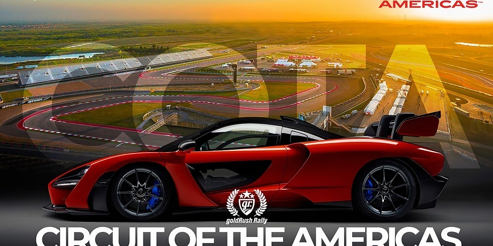 Circuit Of The Americas Track Day
