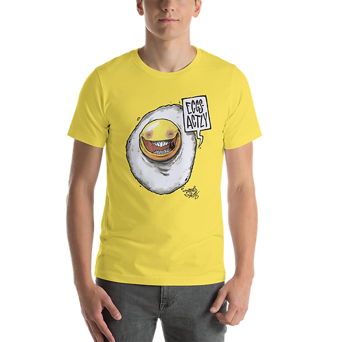EGG SACTLY Short-Sleeve Unisex T-Shirt