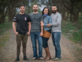 Whyalla Family Photographer - Jaritz Family