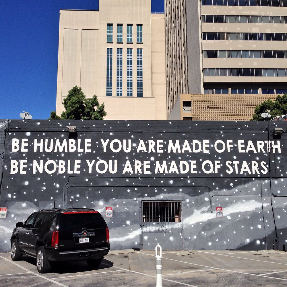 Mural by Trek Thunder Kelley for Zappos in San Diego
