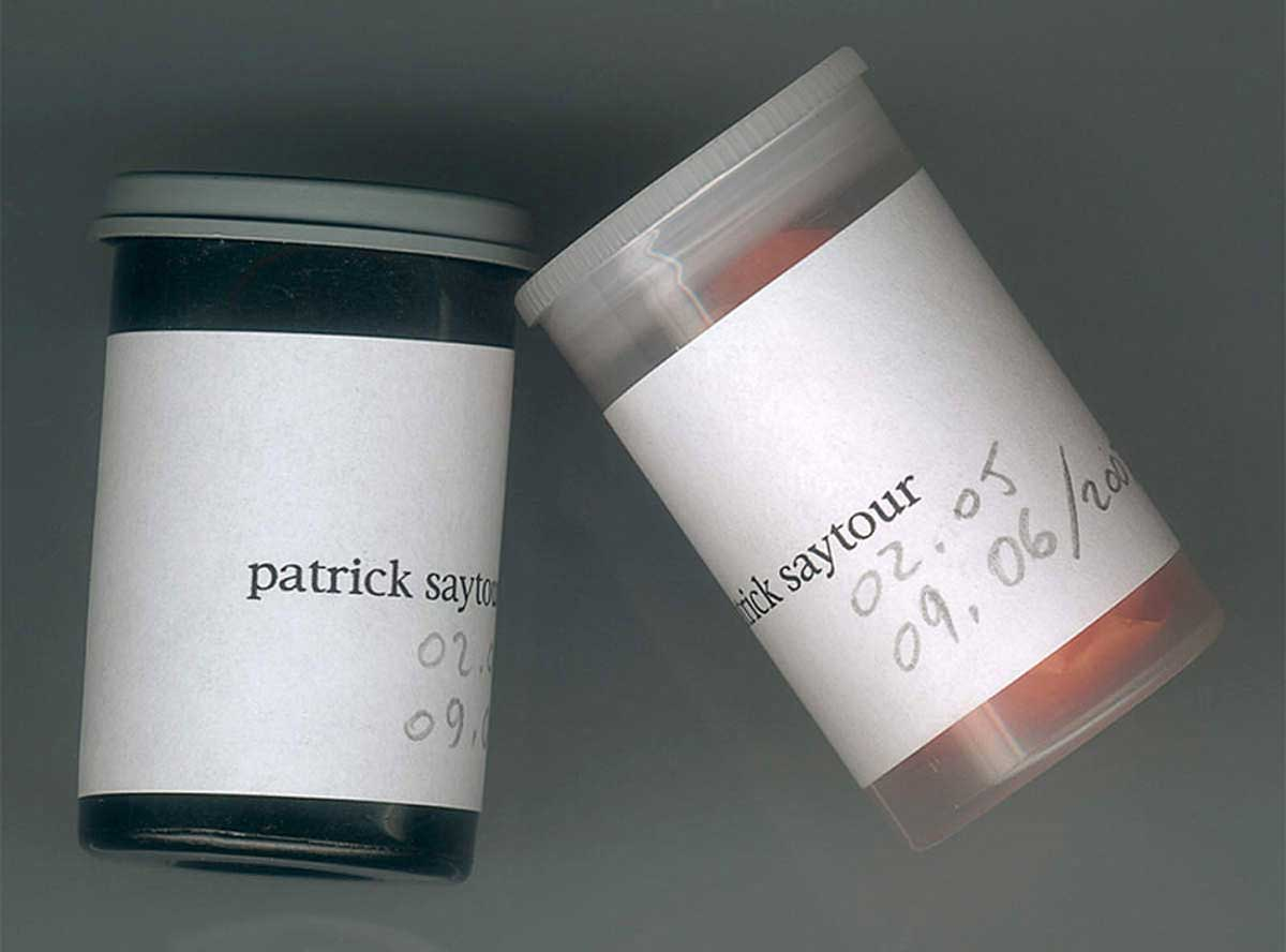 Patrick Saytour Exhibition