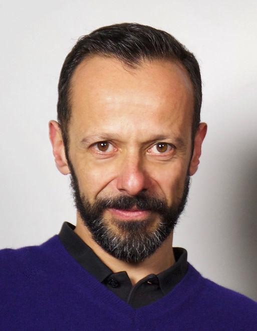 Portrait du réalisateur Gilles Thomat