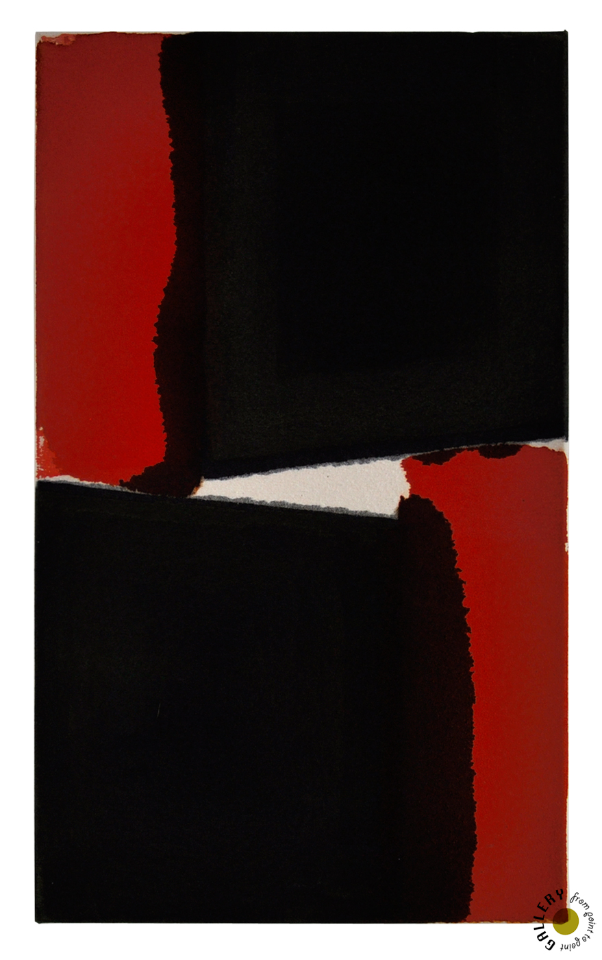 Guillaume-Moschini-Peinture-Noir-Rouge