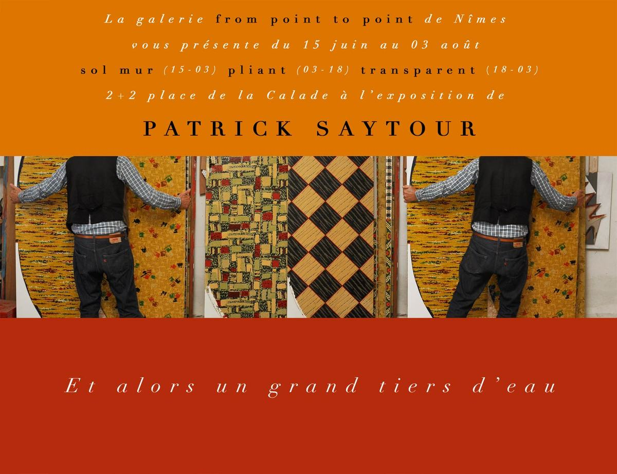Patrick Saytour