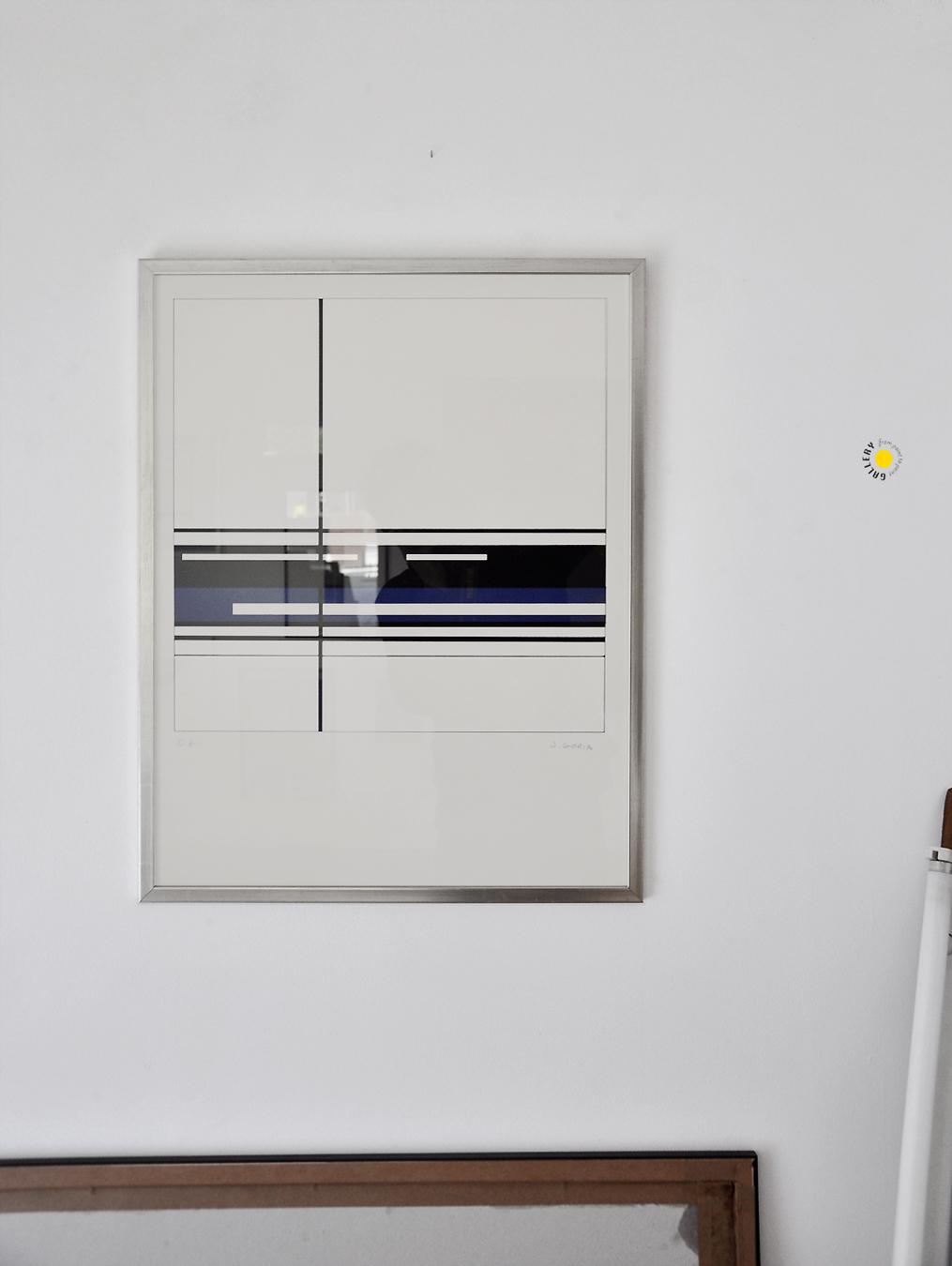 Jean Gorin Lithographie