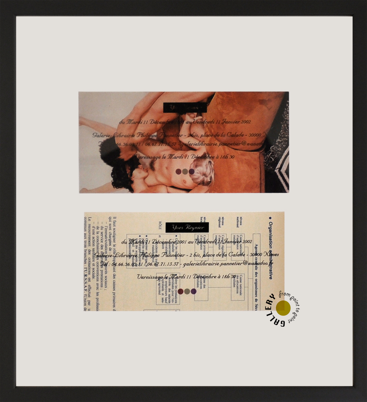 Archive Galerie Yves Reynier