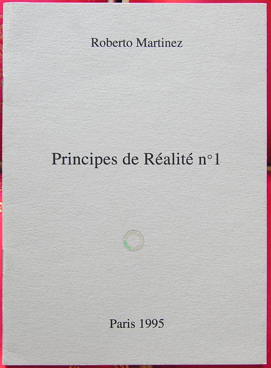 Martinez Roberto Principes Realite 1