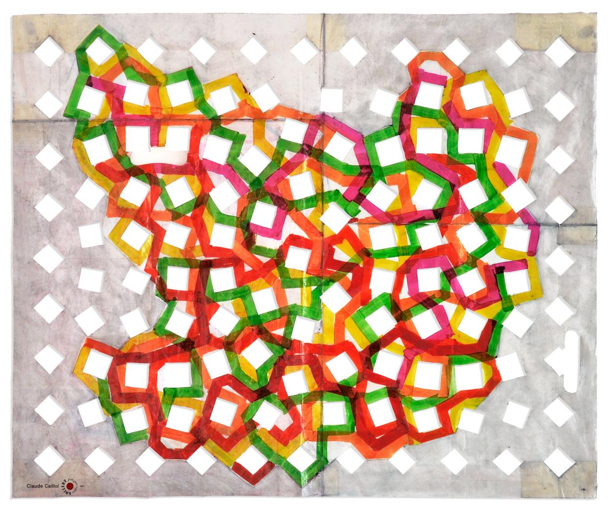 Caillol-Claude-peinture-vert-Jaune-Rouge-Point-to-Point-Studio.jpg