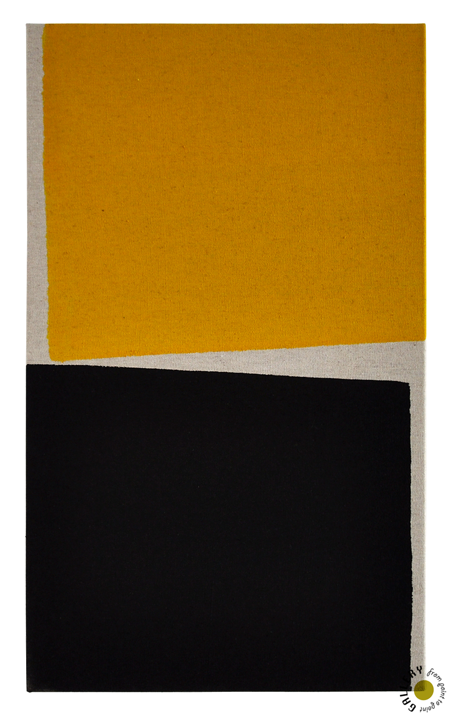 Guillaume-Moschini-Peinture-Jaune-Noir
