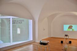 Laurent Bourderon exposition Le Mur