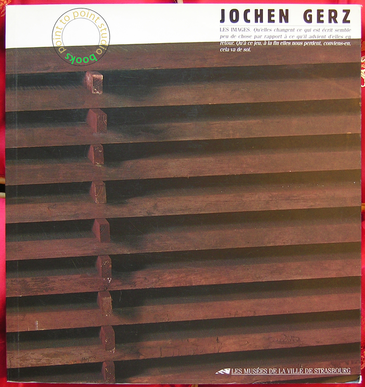 #Gerz Jochen Catalogue