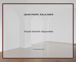Jean Marc Saulnier Exposition