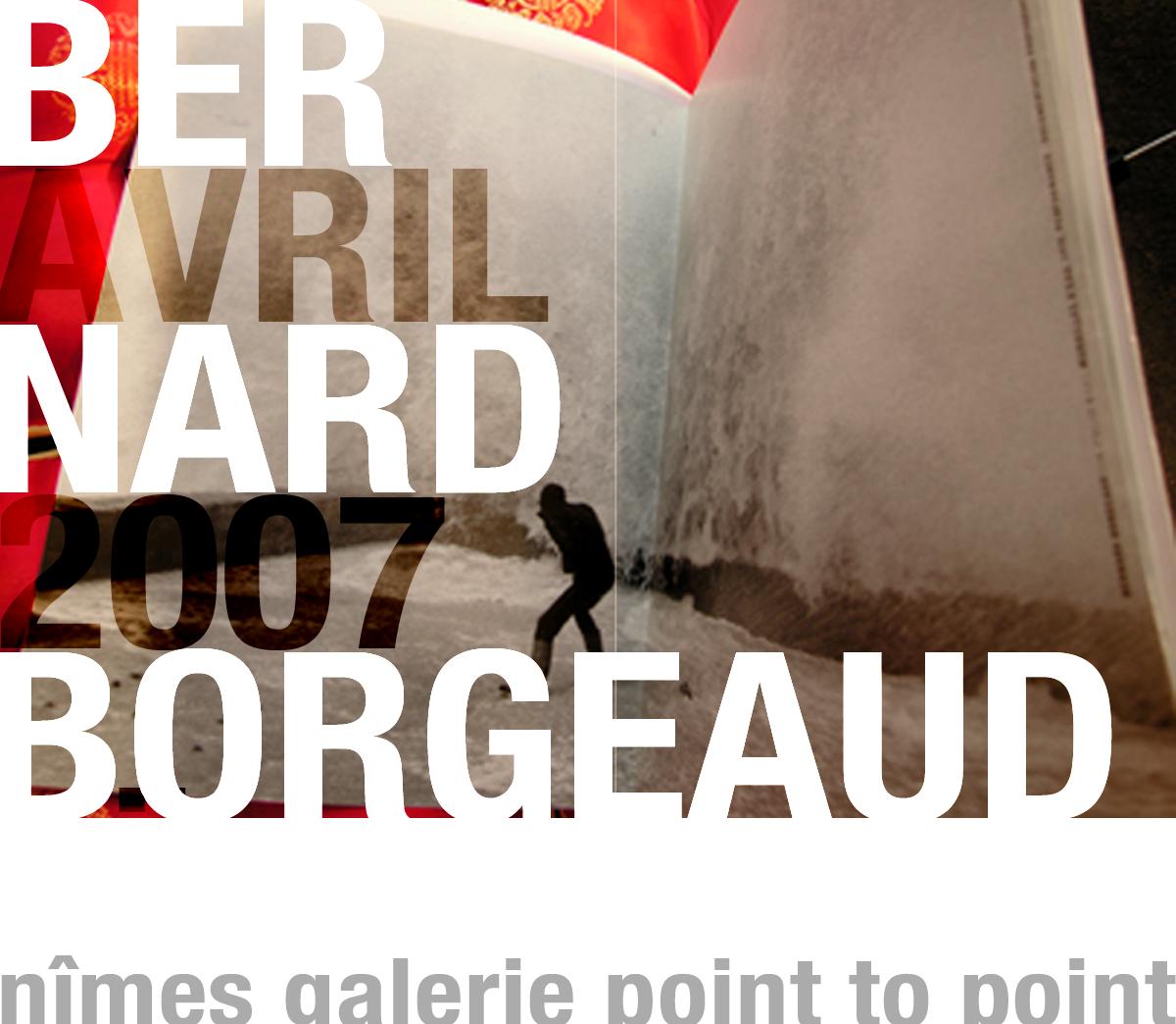 Borgeaud Bernard