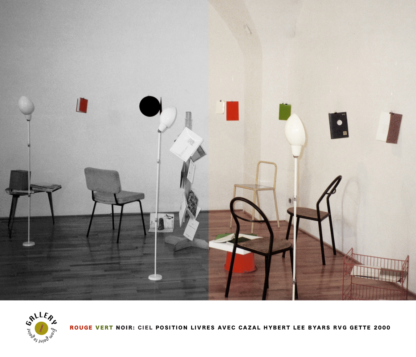 Exposition Rouge Vert Noir