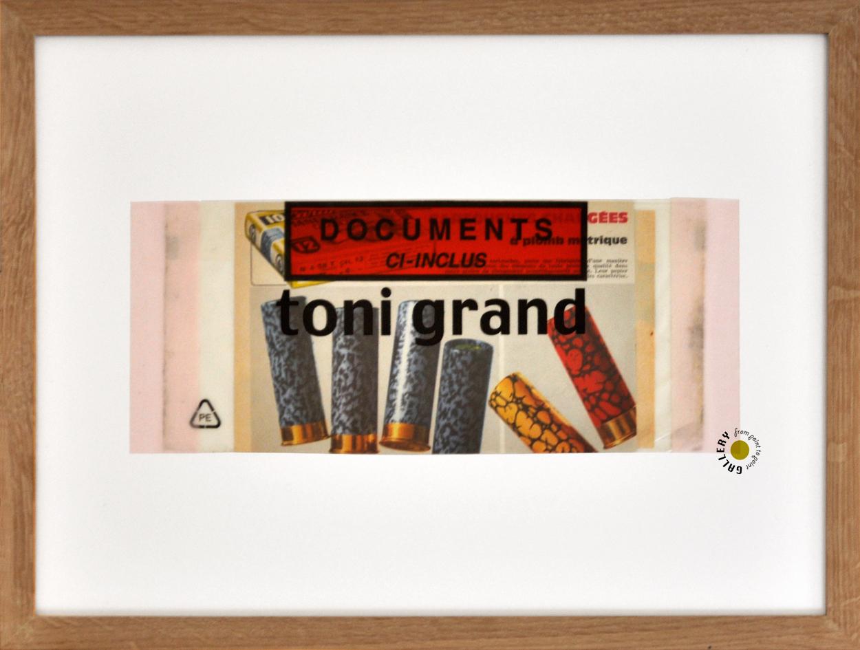 Archive Galerie Toni Grand