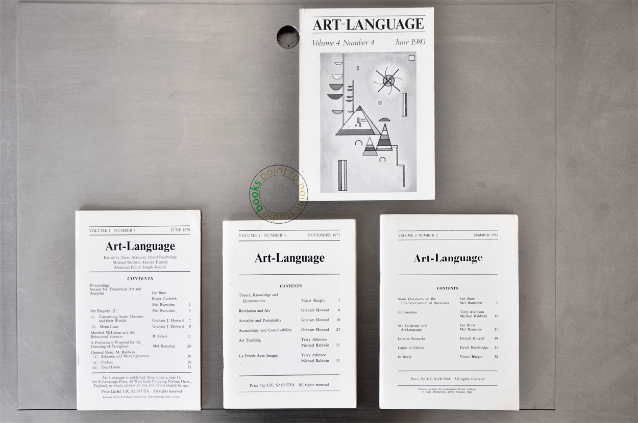 #ArtLanguage Volumes Numbers