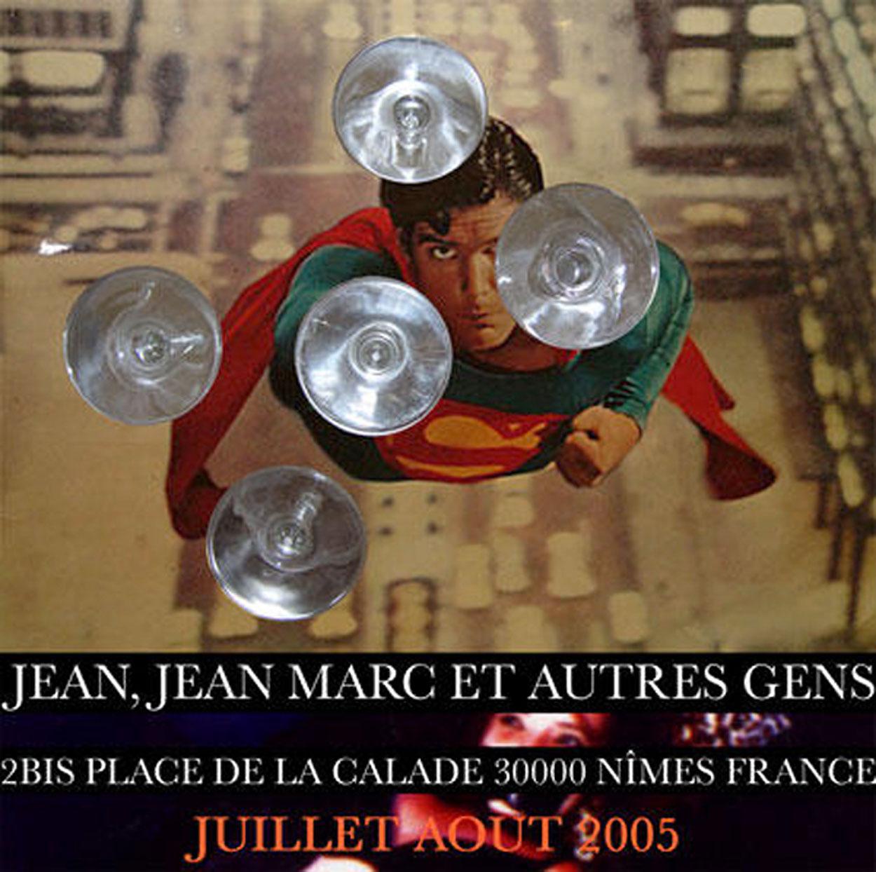 Jean, Jean-Marc, et autres Gens