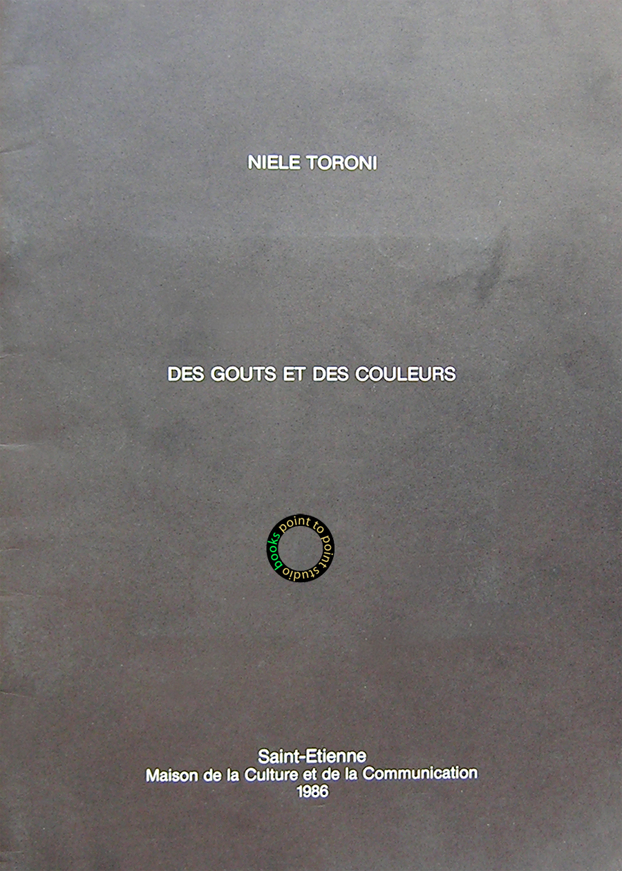 Catalogue Toroni Niele