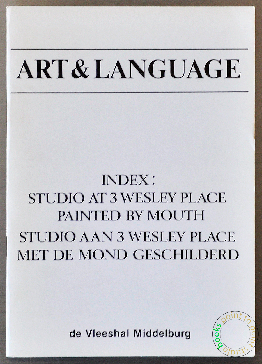 #Art&Language Index